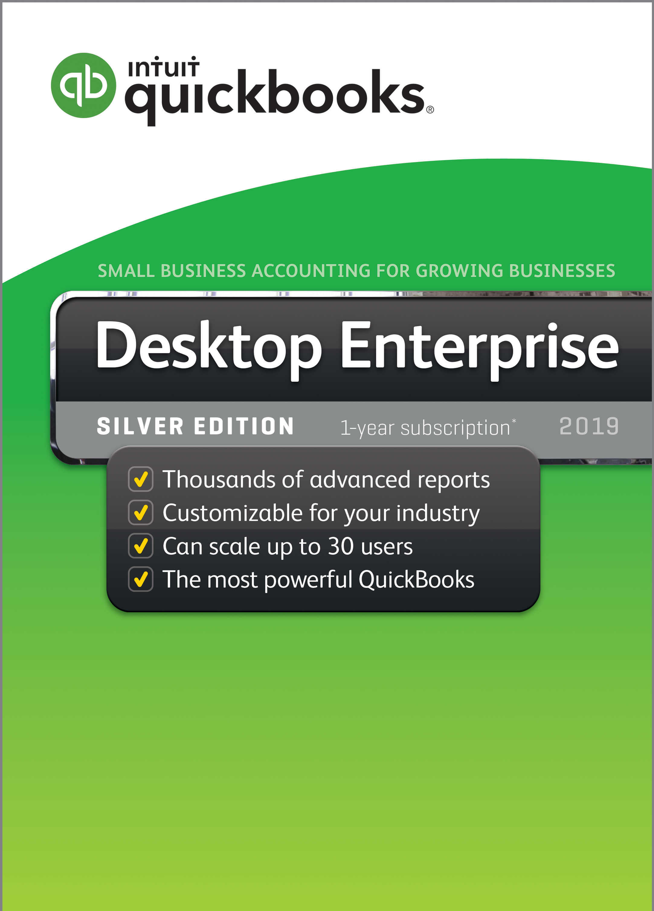 QuickBooks® Enterprise - Fiscal Foundations, LLC